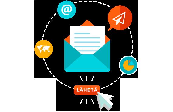 Sähköpostipalvelut